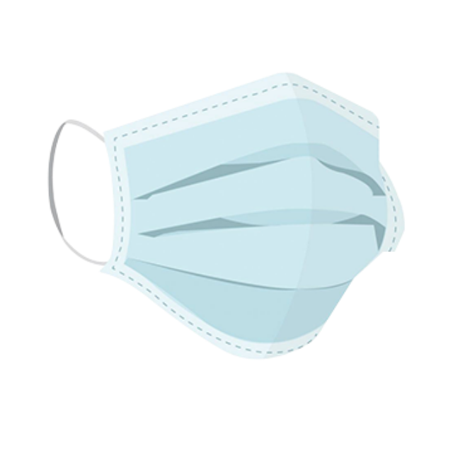 3-Ply Face Mask (Surgical)